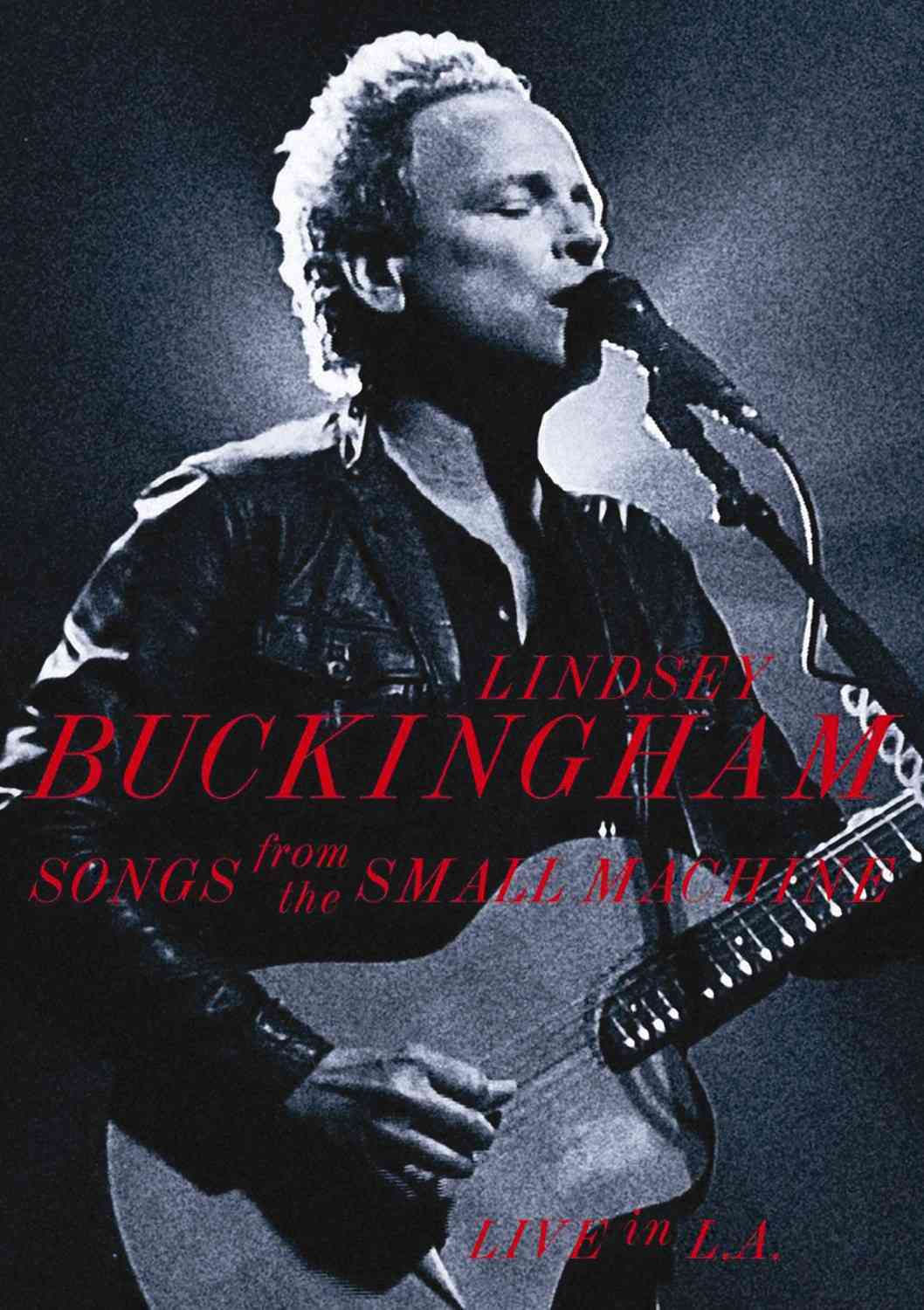 SONGS FROM THE SMALL MACHINE:LIVE IN BY BUCKINGHAM,LINDSEY (DVD)